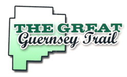 Great Guernsey Trail 5K, 10K and 5K Family Fun Run registration logo
