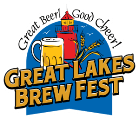 Great Lakes Brew Fest 5K registration logo
