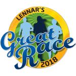 Great Race registration logo