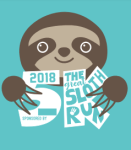Great Sloth Run 2018 registration logo