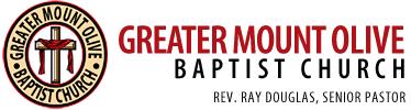 Greater Mount Olive Race registration logo