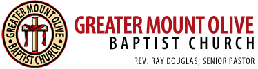 Greater Mount Olive Race registration logo