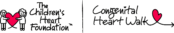 Pittsburgh Congenital Heart Walk registration logo