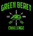 Green Beret Challenge Championship registration logo