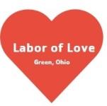 Green YMCA Labor of Love 5K/10K registration logo