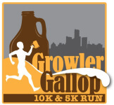 Growler Gallop Greensboro 2015 registration logo