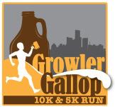 Growler Gallop Greensboro 2015 registration logo
