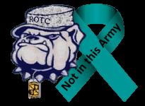 GU Army ROTC SAAM 5K registration logo