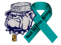 GU Army ROTC SAAM 5K registration logo