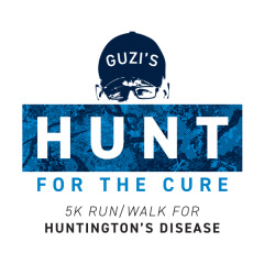 Guzi's Hunt for the Cure 5K Run/Walk registration logo