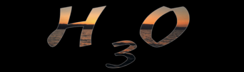 H3O Events registration logo