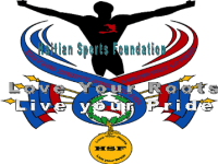 Haitian Sports Foundation 5K registration logo