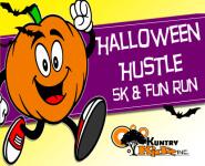 halloweenhustle5k registration logo