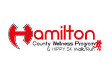 Hamilton County Wellness Program & HIPPY 5K Walk/Run registration logo