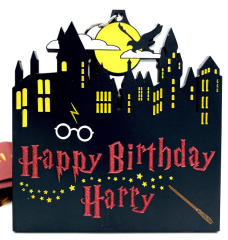Happy Birthday Harry 1M 5K 10K 13.1 and 26.2