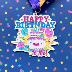 Happy Birthday to Me 2020 registration logo