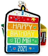 Happy Birthday to Me 2021 registration logo