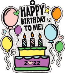 Happy Birthday to Me 2022 registration logo