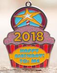 Happy Birthday To Me registration logo