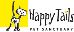 Happy Tails Wag-Along Walk registration logo