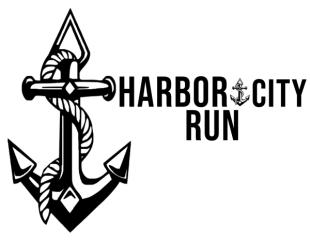 Harbor City Run 5k/10k registration logo