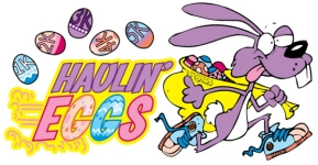 Hauling Eggs registration logo