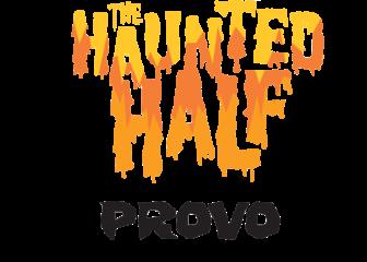 Haunted Half Provo registration logo