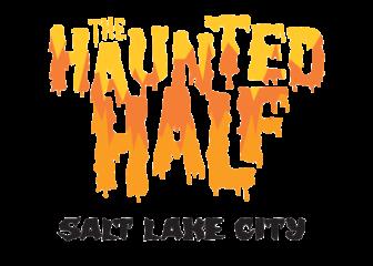 Haunted Half Salt Lake registration logo