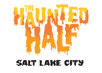Haunted Half Salt Lake registration logo