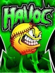 HAVOC Softball 5K registration logo