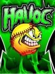 HAVOC Softball 5K registration logo