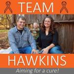 Hawkin's 5k Run/Walk registration logo