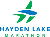 Hayden Lake Marathon registration logo