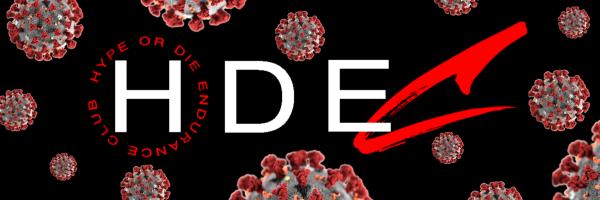 HDEC's Virtual Cabin-Fever 5K registration logo