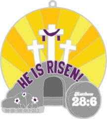 He Is Risen 1M 5K 10K 13.1 26.2