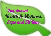 Health & Wellness 5K Run registration logo
