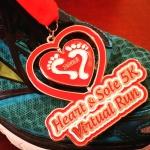 Heart & Sole registration logo