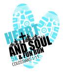 Heart & Soul 5k and One Mile Fun Run registration logo