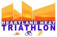 Heartland Heat Triathlon registration logo