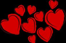 Hearts For Hannah 5K & Fun Run registration logo