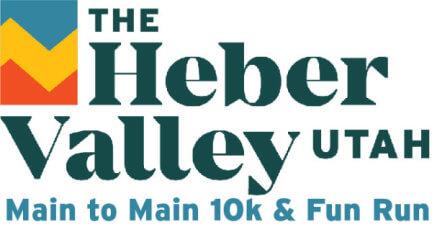 Heber Valley Main to Main 10K & Fun Run registration logo