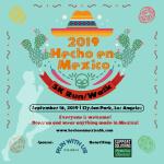Hecho en Mexico 5k registration logo