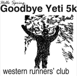 Hello Spring Goodbye Yeti registration logo