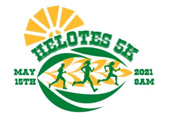 Helotes 5K registration logo