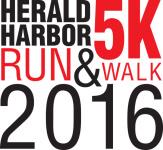 Herald Harbor Run & Walk 5K registration logo