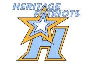 Heritage High School's 5k to Fight Hunger registration logo