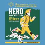 Hero Half Marathon registration logo