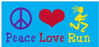 Hesper Hippie Run registration logo