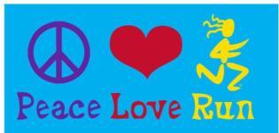 Hesper Hippie Run registration logo
