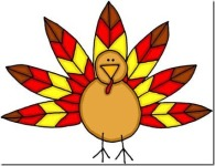 Hiawatha Parks & Recreation 1st Annual Turkey Trot 1 Mile Fun Run/Walk registration logo
